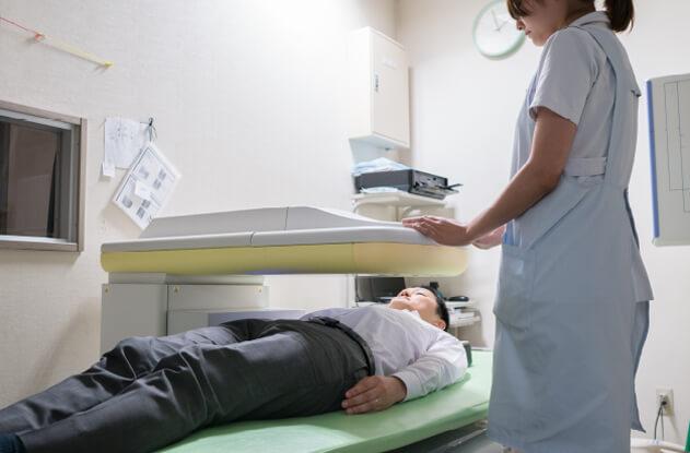 充実の設備と機器で正確な診断