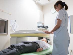 X線骨密度測定器