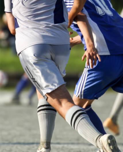 スポーツ障害・外傷の治療・ケガの再発防止