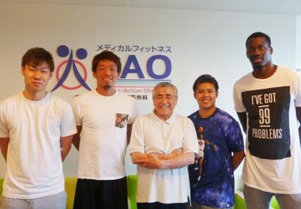 浅沼整形外科は仙台89ERSのオフィシャルメディカルパートナーです。